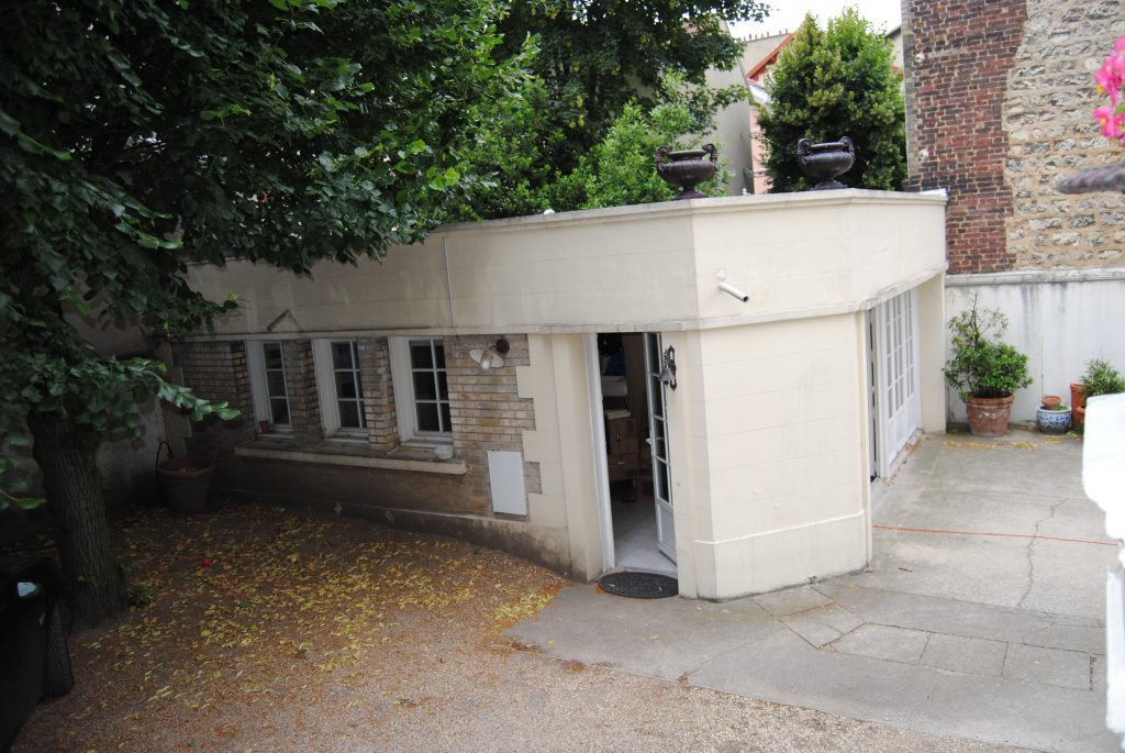 Photo d'une maison a Colombes avant l'extension Toits et Moi